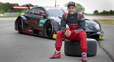Dovizioso in pista con Audi nel Campionato DTM a Misano Adriatico