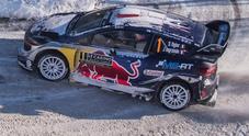 Ogier (Ford M-Sport) sempre Re a Montecarlo, esulta la Toyota: Latvala è 2°