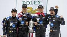Alonso vince la 24 Ore di Daytona, ora l'assalto alla Triple Crown. Sfortunato Alex Zanardi