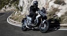 Strada e offroad. Honda cambia marcia: con X-ADV arriva il Suv a due ruote