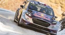 Montecarlo, Ogier (Ford M-Sport): «Non voglio vincere così»