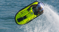 Moto d'acqua, la spettacolare 4^ tappa del campionato italiano nel weekend all'Idroscalo di Milano