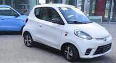 ZD2, urban car elettrica con 180 km di autonomia: progetto italiano, costruzione cinese