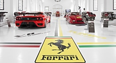 Ferrari lancerà 15 nuovi modelli tra il 2019 e il 2022. Camilleri: «Nostri obiettivi ambiziosi»