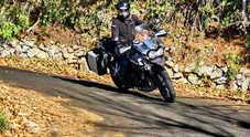 Triumph Tiger, la maxi enduro british sfida Yamaha e BMW