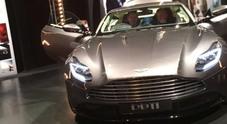 Aston Martin DB11, sfuggite su Twitter le prime immagini