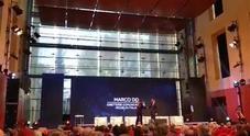 La premiazione a Parma Video