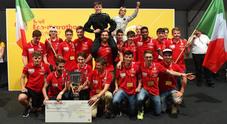 Team Zero C di Carpi: oltre 750 km con un solo kWh. Ecco i vincitori della Shell Eco Marathon 2017