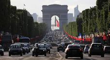 Auto inquinanti, 10.500 euro di tassa in Francia se modello supera 185 g/km CO2