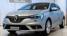 C'è Megane Duel, Renault ridisegna l'offerta. Al top la ricca versione Intens