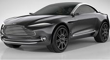 Aston Martin, con la nuova fabbrica in arrivo un Suv e un modello tutto elettrico