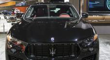 Maserati porta a Los Angeles il nuovo allestimento Nerissimo per Levante, Ghibli e Quattroporte