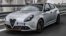 Alfa Romeo Giulietta my 2019 insieme a U-Go, con Leasys la mobilità condivisa del Biscione