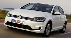 Volkswagen e-Golf, l'elettrica di Wolfsburg è conveniente ed anche all-inclusive