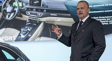 Longo (Audi): «Il futuro è dell'auto elettrica e noi ci siamo. Ma il motorsport e la gamma RS restano una priorità»