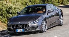 Maserati, potenza e stile: Ghibli fa un salto in alto. La berlina più piccola del Tridente si rinnova in profondità