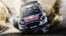 Rally GB, la Ford e Ogier ad un passo dal doppio titolo mondiale