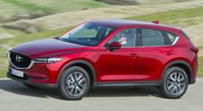Mazda sfoggia la nuova CX-5, un manifesto per tutto il brand