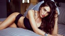 La bellissima Cecilia Rodriguez pronta a stupire tutti al Noir Club