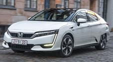 Clarity, l'Honda perfetta. Arriva la nuova generazione: grande comfort e facilità di utilizzo