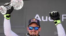 Sci, Dominik Paris campione di Superg