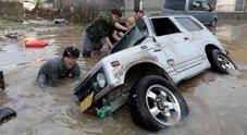 Alluvioni Giappone: Mazda e Mitsubishi riaprono impianti, ma produzione non ancora a pieno regime