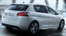 Peugeot 308, tecnologia al top e grande sicurezza per la rinnovata media del Leone