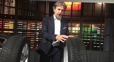 Michelin: basta sprechi, cambiare gomme a 1,6 mm. Sonvilla: «Stessa sicurezza, risparmio in UE per 6,9 mld euro»