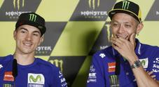 MotoGP, nelle libere di Assen sugli scudi la Yamaha di Vinales. Dovizioso 4°, Valentino 6°