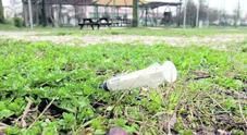 Torna l'allarme per le siringhe: trovate nel parco e su un davanzale