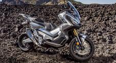 Honda mette sotto i riflettori di Eicma l'evoluzione dell' X-ADV ed il Super Cub C125 concept