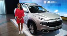 Fiat, in Argentina pick-up Toro è anche flexifuel. Debutta motore E-Torq EVO 1.8 da 130 cv benzina ed etanolo