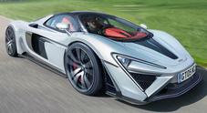 McLaren BP23, 2 milioni per la nuova Hypercar da 391 km/h. Vendute tutte ancora prima della presentazione