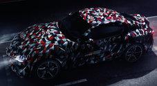 Toyota Supra, il remake della mitica sportiva arriverà nel 2019. Il concept fa passerella Goodwood