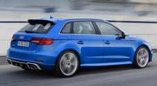 Audi RS3, tra i cordoli di Misano o sui tornanti della Raticosa la compatta sportback regala brividi indimenticabili