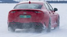 Kia Stinger, per la nuova GT anche le prove polari a -40 C° prima del lancio commerciale