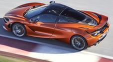 McLaren Super Series 720S, la supercar britannica protagonista a Ginevra