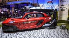 Mobilità del futuro, ecco l'auto-elicottero di Pal V: in vendita nel 2019 a 500mila euro