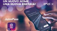 Enel X, ecco JuicePass: la App per ricarica auto elettriche amplia servizi e punta su rete di 6.100 colonnine