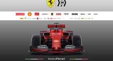 Ferrari F1, ecco la nuova SF90