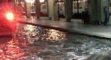 La pioggia fa danni nella Circum: linee interrotte e stazioni allagate