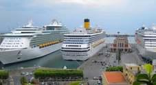 Msc e Costa gestisco insieme i terminal crociere a Palermo