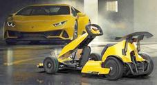 Ninebot GoKart Pro Lamborghini Edition, il regalo elettrico griffato Xiaomi