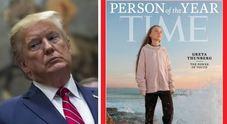 Trump attacca Greta dopo nomina del Time: «È ridicolo, vada a al cinema con un amico»