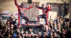 Dakar 2020, Sainz con la Mini cala il tris