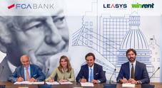 Leasys, le mani su WinRent: il noleggio è globale. Fca si lancia nel breve termine
