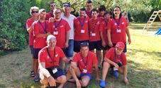 Due titoli italiani e 4 medaglie alla Sport Management ai Campionati italiani nuoto Fisdir di Chianciano