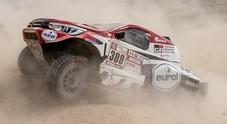 Ten Brinke su Toyota Hilux vince l'11^ tappa. Sorpresa tra i camion: Villagra (Iveco) balza al comando