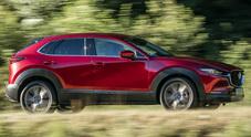 Mazda CX30, anima giapponese. S'infiamma la sfida fra i crossover