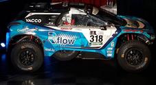 Dalla 24 Ore di Le Mans alla Dakar, Romain Dumas al volante della 5° Peugeot 3008 DKR